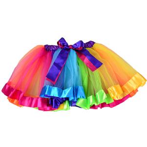 Neon Fancy Dress 1980s