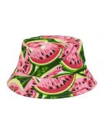 Wholesale Bucket Hat With Watermelon Print