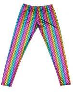 Men's Rainbow Scale Leggings