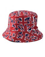 Union Jack Bucket Hat