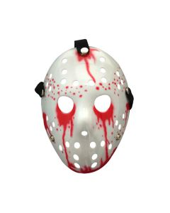 Hockey MAsk With Blood Effect