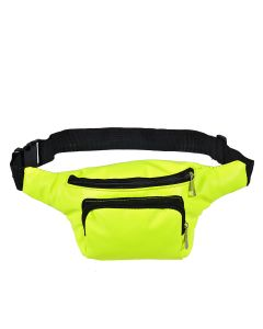 Neon Yellow Bumbag