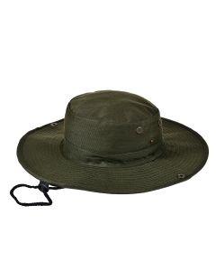 Wholesale Fisherman's Hat in Green