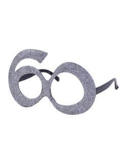 Silver 60 Glasses