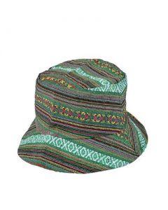 Green Hippy Hat