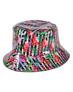 Shiny Falmingo Bucket Hat