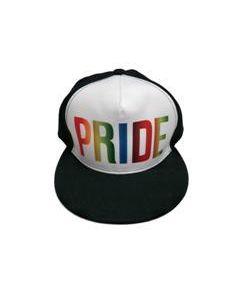 White Pride Baseball Cap