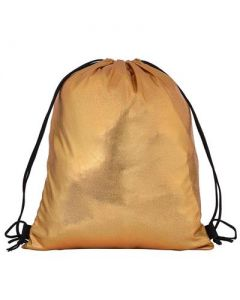 Gold Dap Bag