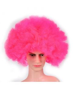 Giant Pink Afro