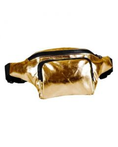 Gold Bum Bag