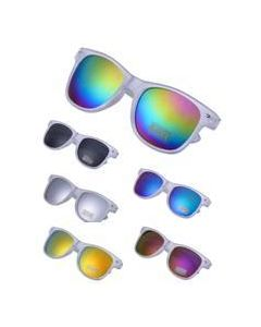 Mixed Frosted Frame Wayfarers