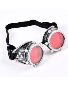 Steampunk Goggles Mixed Lenses