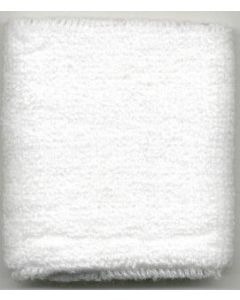 White sweat band