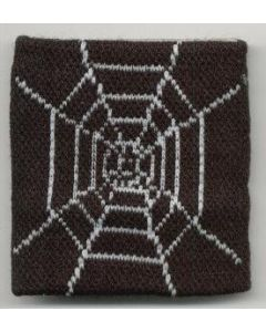 Spider web sweat band