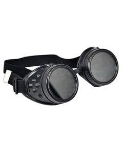 Steam punk goggles black