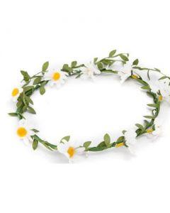Flower garland large daisy