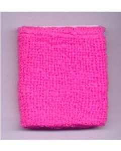 Neon Pink Sweat Band