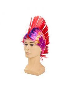 Mohawk Punk Wig