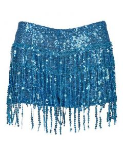 BlueTassel Hotpants
