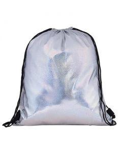 Silver Nap Sack