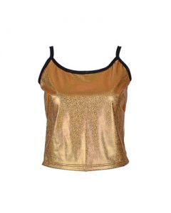 Gold Vest Top