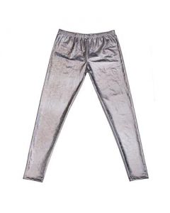 Silver Men's Leggings