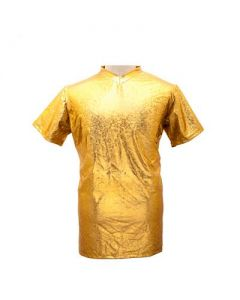 Gold Men's Large T Shirt