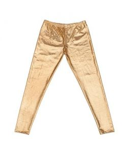 Gold Men's Leggings