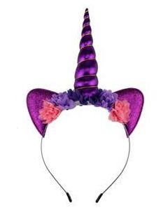 Unicorn Headband Prurple